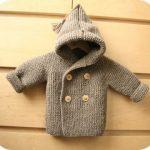 Modele tricot bebe original