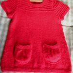 Modèle gratuit tricot bébé