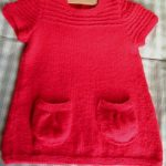 Tricot layette fille