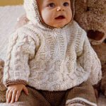 Modele tricot pour bebe fille