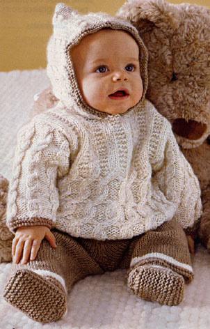 modele tricot pour bebe fille laine et tricot. Black Bedroom Furniture Sets. Home Design Ideas