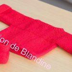 Modele tricot gratuit layette fille