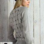 Modele tricot femme