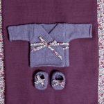 Explication tricot brassiere naissance