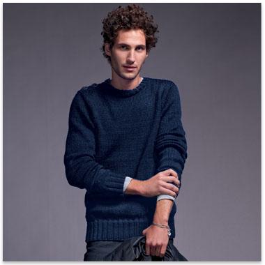 modele tricot homme facile gratuit