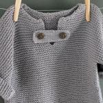 Modèle gratuit de tricot pour bébé
