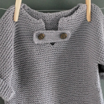 Modele tricot pour bebe