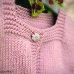 Tricoter un gilet manches courtes pour femme