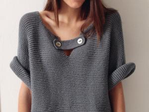 tricot facile femme gratuit