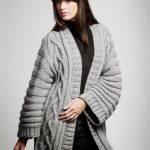 Modèle de gilet femme à tricoter gratuit