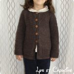 Modele tricot fille
