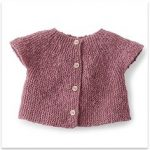Modele de layette gratuit a tricoter