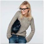 Modèle de pull femme à tricoter gratuit