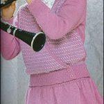 Les tricots de louise avec explications gratuites
