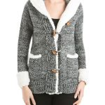 Cardigan femme maille