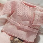 Brassiere tricot bebe