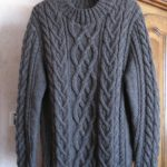 Pull tricot homme