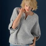 Tricot modele femme