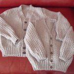Modele de pull a tricoter pour bebe gratuit