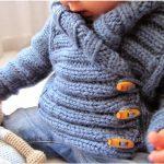 Comment faire un gilet en laine pour bebe