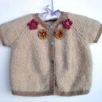 Modele gratuit tricot enfant