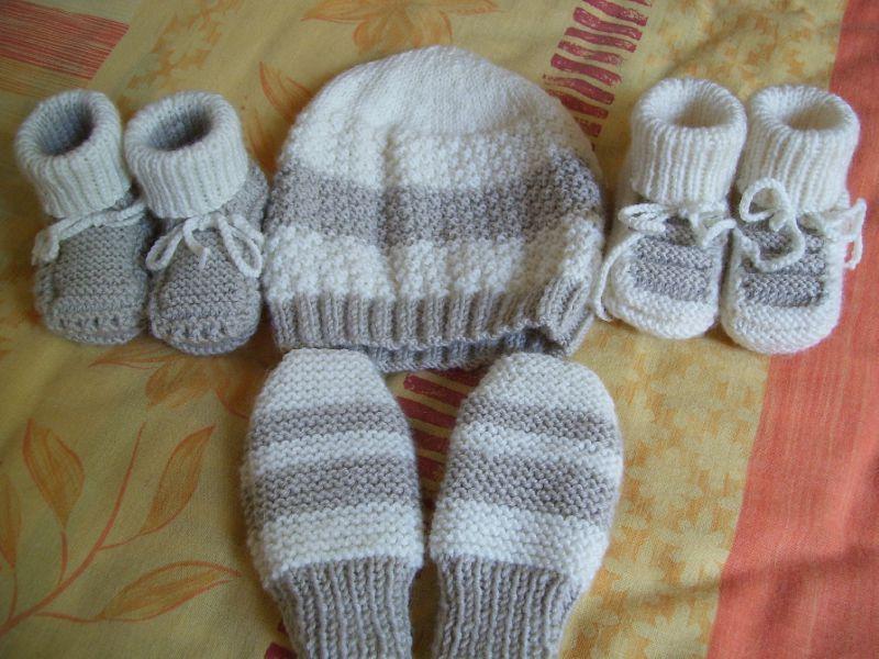patrons de tricot pour bebe