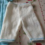 Modele tricot bebe 3 mois