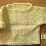 Brassieres bebe tricot