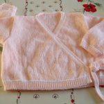 Modele tricot gratuit layette