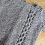 Layette a tricoter modele gratuit