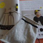 Robe bebe tricot modele gratuit