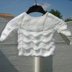 Layette tricot naissance