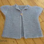 Patron tricot facile