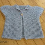 Modele simple tricot