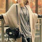 Veste cardigan laine femme