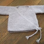 Modele tricot brassiere naissance