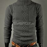 Pull chaud homme