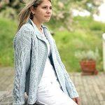 Modèle tricot gratuit pour femme