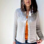Modele cardigan tricot