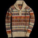 Gros pull en laine homme