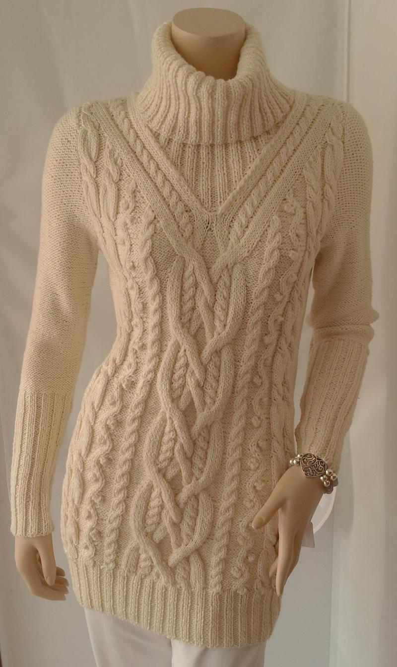 tricot a la main