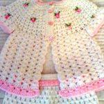 Layette bebe crochet