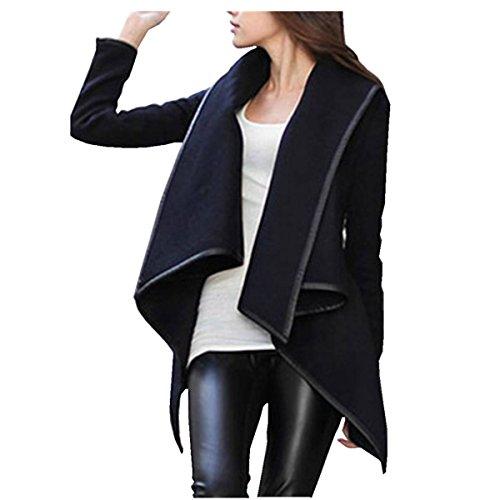 trench coat laine femme laine et tricot. Black Bedroom Furniture Sets. Home Design Ideas