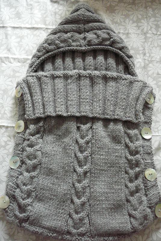 Préférence Nid d ange tricot modele gratuit - Laine et tricot WD96