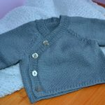 Modele de brassiere en laine gratuit