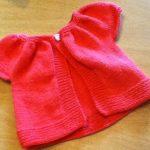 Modele tricot bebe facile