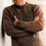 Pull homme à tricoter gratuit