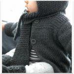 Patron tricot gratuit bébé