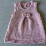 Tricoter layette bébé gratuit