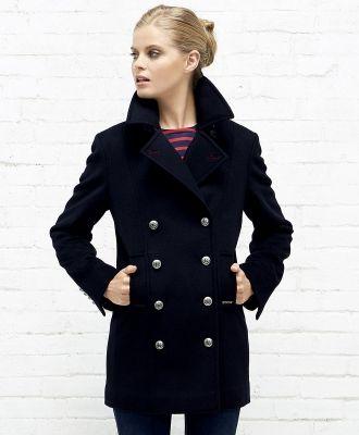 manteau caban femme laine et tricot. Black Bedroom Furniture Sets. Home Design Ideas